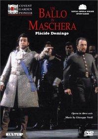 Verdi - Un Ballo in Maschera / Abbado, Domingo, Ricciarelli, Royal Opera