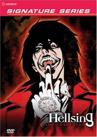 Hellsing, Vol. 2: Blood Brothers