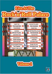 Live At The Rock N Roll Palace (Volume 1)