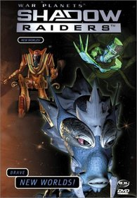 Shadow Raiders - Brave New World (Vol. 5)