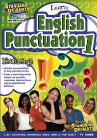 Standard Deviants: Learn English Punctuation 1