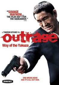 Outrage: Way of the Yakuza