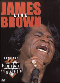 James Brown: House of Blues