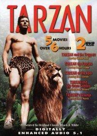 Tarzan (5 Movies on 2 Discs)