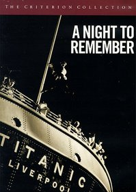A Night to Remember - Criterion Collection