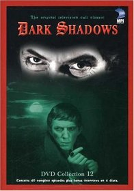 Dark Shadows DVD Collection 12