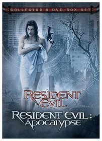 Resident Evil (Special Edition) / Resident Evil - Apocalypse (Collector's DVD Box Set)