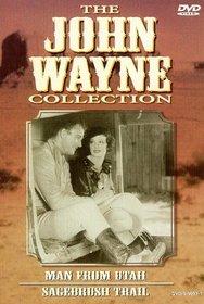 John Wayne Collection - Vol. 1: Man From Utah/Sagebrush Trail
