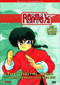 Ranma 1/2 - The Digital Dojo - The Complete First Season (Box Set)