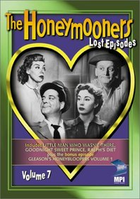 The Honeymooners - The Lost Episodes, Vol. 7