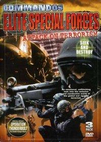 Commandos Elite Special Forces: Attack on Terrorism