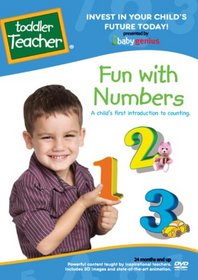 Toddler Teacher Fun with Numbers