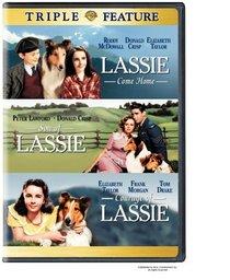 Lassie Come Home/Son of Lassie/Courage of Lassie