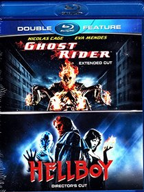 Ghost Rider Extended Cut / Hellboy Director's Cut (Double Feature)