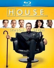 House, M.D.: Season Seven [Blu-ray]
