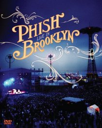 Phish - Live in Brooklyn