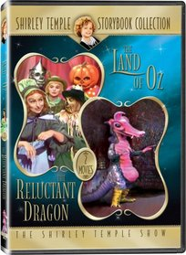"Shirley Temple Storybook Collection: ""The Land of Oz"" and ""The Reluctant Dragon"""
