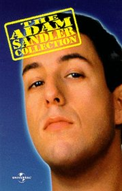 The Adam Sandler Collection (Billy Madison, Bulletproof, & Happy Gilmore)