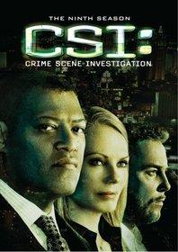 C.S.I. Crime Scene Investigation: The Complete Ninth Season