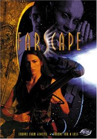 Farscape Season 1, Vol. 2 - Exodus from Genesis / Throne for a Loss