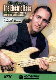 DVD-Mastering The Electric Bass Vol 1-Scales,Modes and their Applications