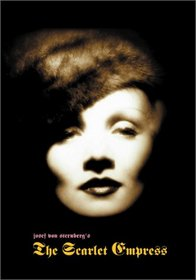 The Scarlet Empress - Criterion Collection