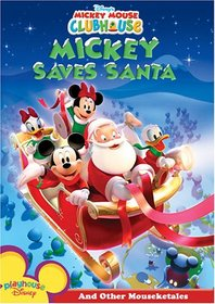 Mickey Mouse Clubhouse - Mickey Saves Santa