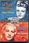 TV Double Feature - Four Star Playhouse - A String of Beads/Trudy