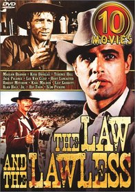Law & The Lawless 10 Movie Pack