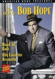 Best Of Bob Hope (Road To Bali / My Favorite Brunette)