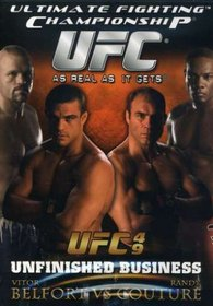 Ultimate Fighting Championship (UFC) 49 - Unfinished Business