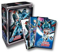 Mobile Fighter G Gundam Boxed Set - Rounds 10-12