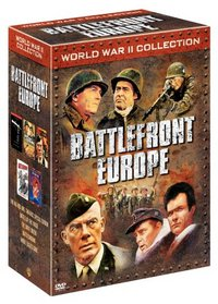 World War II Collection, Vol. 1 - Battlefront Europe (The Big Red One Two-Disc Special Edition / The Dirty Dozen / Battle of the Bulge / Battleground / Where Eagles Dare)
