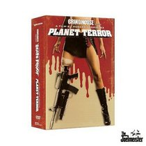Grindhouse Presents: Planet Terror and Death Proof 6-Disc Steelbook Collection