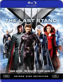 X-Men - The Last Stand [Blu-ray]