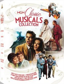MGM Classic Musicals (West Side Story/Guys and Dolls/Fiddler on the Roof/A Funny Thing Happened on the Way to the Forum/How to Succeed in Business Without Really Trying/Chitty Chitty Bang Bang)