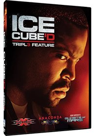 Ice Cube'd Triple Feature