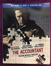 Accountant, The (BD) [Blu-ray]