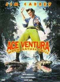 Ace Ventura-when Nature Calls [dvd] Nla