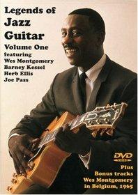 Legends of Jazz Guitar, Vol. 1