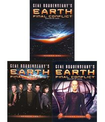 Earth - Final Conflict - Season 1 (Boxset) / 2 (Boxset) / 3 (Boxset) (3 Pack)