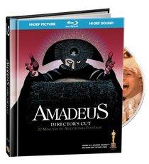 Amadeus (Blu-ray Book)