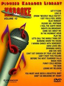 Karaoke / 25 Song Karaoke Library 10