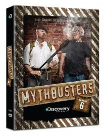 Mythbusters Complete Seasons 1 2 3 4 5 6 (One Two Three Four Five Six)