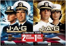 JAG (Judge Advocate General) - Seasons 1 & 2