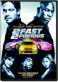 2 Fast 2 Furious (Full Screen Edition)