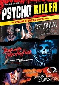 Shriek Show Presents: Psycho Killers Triple Feature