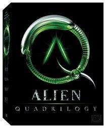 Alien Quadrilogy (Alien/ Aliens /Alien 3 /Alien Resurrection)