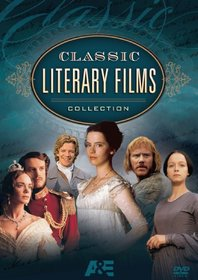 Classic Literary Films Collection DVD SET