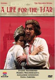 Glinka - A Life for the Tsar / Nesterenko, Mescheriakova, Lomonosov, Zaremba, Bezhko, Lazarev, Bolshoi Opera